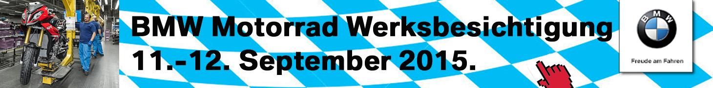 BMW Werksbesichtigung