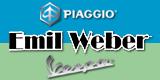 Emil Weber Piaggio und Vespa